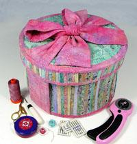 Aunties Sewing Basket