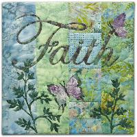 Faith - Batiks
