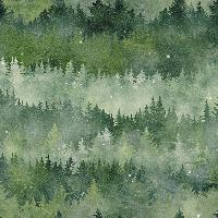 Painted Forest - HMRD4 Forest