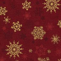 Christmas Wonders 4596 400 Red/Gold